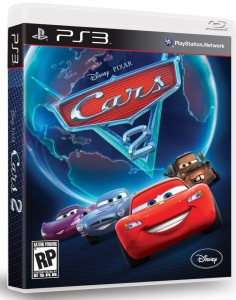 Disney Pixar Cars 2 for PS3